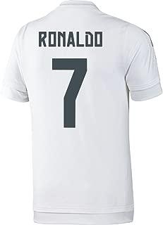 adidas Ronaldo #7 Real Madrid Home Soccer Jersey 2015 Youth.
