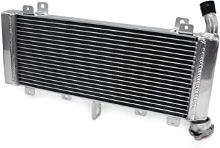 TARAZON Alluminio Radiatore Raffreddamento dellacqua del Motore per Ducati Hypermotard 821 939 OEM 54840981D SP Hyperstrada 821 939 Engine Water Cooling Radiator Cooler