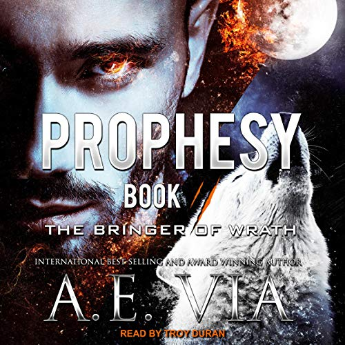 Prophesy: Book II: The Bringer of Wrath cover art