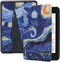 PU Leather Case For Amazon Kindle Paperwhite 4 Protective Smart Cover - 6 Inch