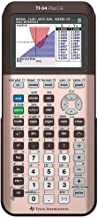 Texas Instruments TI-84 Plus CE Color Graphing Calculator, Rose Gold (Metallic) photo