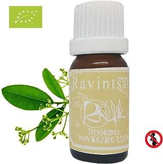 aceite esencial orgánico de Ravintsara 10ml
