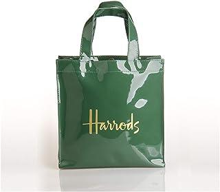 JINSUO Fashion PVC Reusable Shopping Bag Women's Bag Eco Friendly London Shopper Bag Large Capacity Waterproof Handbag Sho...