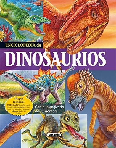 Enciclopedia De Dinosaurios (Biblioteca esencial)