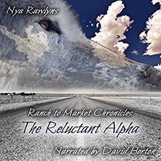 The Reluctant Alpha cover art