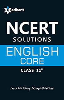 Ncert Solutions - English Core for Class 11th