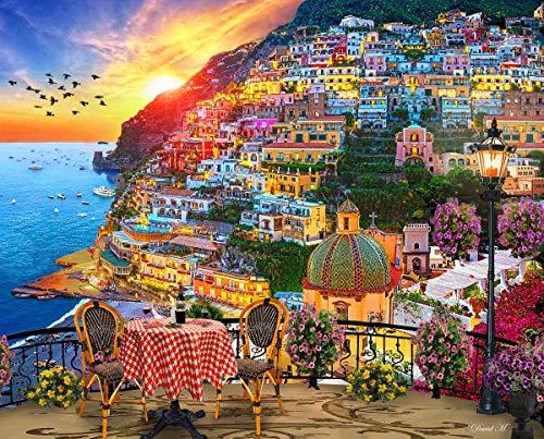 Springbok Puzzles 33-10898 - Puzzle (1000 Piezas), Multicolor