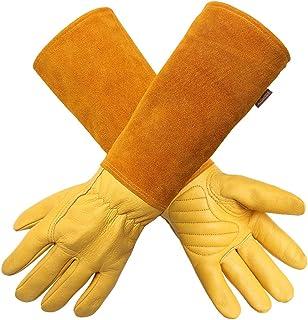 دستکش باغبانی برای زنان / آقایان - خار هرس گل رز Alomidds