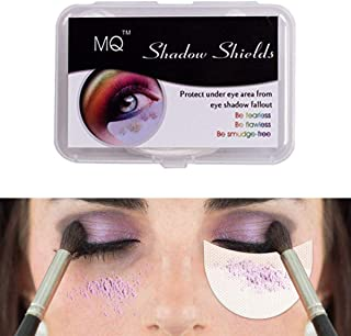 MQ Professional Eyeshadow Shields for Eye Makeup, Lint Free Eye Pad for Eyelash Extensions/Tinting and Lip Makeup - Under ...