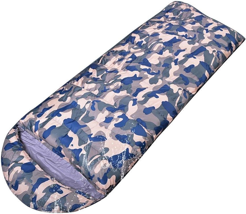 Camouflage Down Schlafsack Outdoor Camping Ausrüstung Ente unten 600-2500g