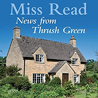 News from Thrush Green cover art