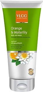 VLCC Orange & Waterlily Peel 100 ml, Pack of 1