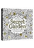 现货[台版] 秘密花园填色书 正版Secret Garden手绘涂色书 中文