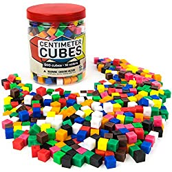unifix cubes to teach math