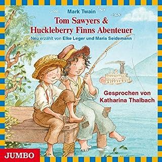 Tom Sawyer & Huckleberry Finns Abenteuer                   Autor:                                                                                                                                 Mark Twain                               Sprecher:                                                                                                                                 Katharina Thalbach                      Spieldauer: 2 Std. und 23 Min.     1 Bewertung     Gesamt 5,0