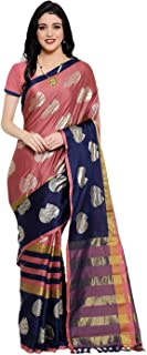OM SAI LATEST CREATION Soft Cotton & Silk Saree For Women Half Sarees Under 349 2020 Beautiful For Women saree free size w...