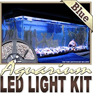 diy led moonlight aquarium
