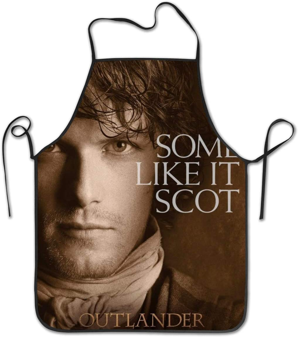 Outlander low-pricing Sam security Heughan Talks Aprons Funny Scars Cooking