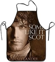 Outlander Sam Heughan Talks Scars Funny Cooking Aprons