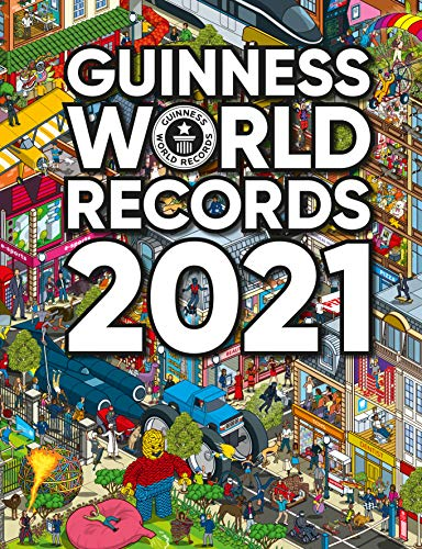 Guinness World Records 2021 Book