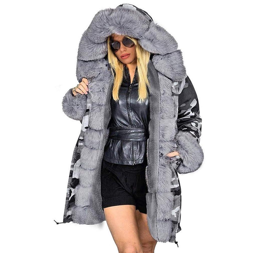 農村忌み嫌うキャンパスファッションコートウィンタージャケット女性フードパーカーロングウォームコットンジャケットアウターウェア女性ウィンターコートプラスサイズ,XXXL