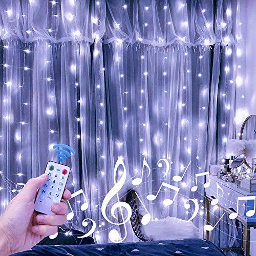 cortina luz led de la marca ANNA TOSANI