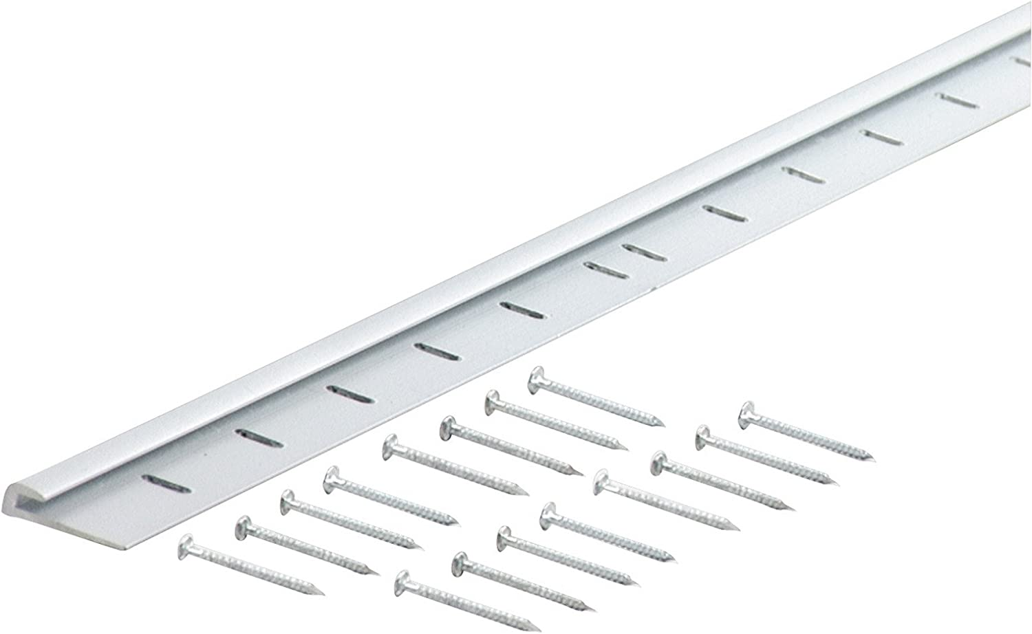 M-D Building Products 70011 Cap Aluminum Moulding 96-Inch A161 Max 86% OFF Houston Mall