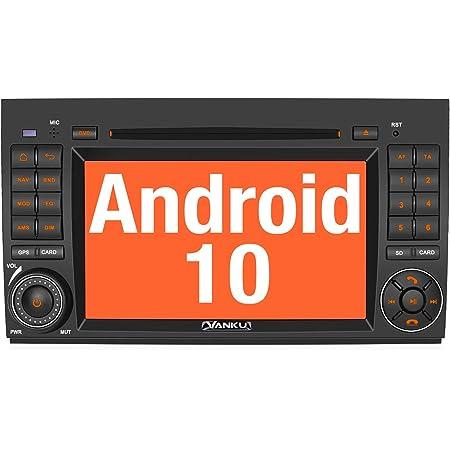Vanku Android 10 Autoradio Für Mercedes Benz Radio Mit Elektronik
