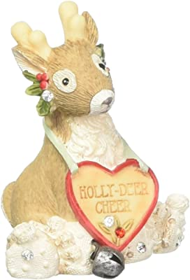 The Heart of Christmas Figurine, 4058275, Multicolor, 1.750