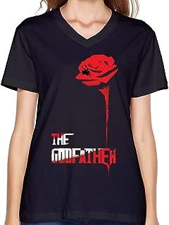 Stylish Woman The Godfather Marlon Brando Marlon Brando T-Shirts