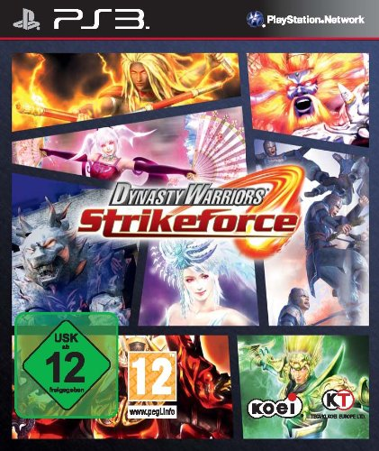 Dynasty Warriors - Strikeforce [Edizione : Germania]