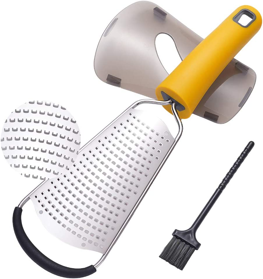 Cheese Grater Stainless Steel Le depot Handheld Max 63% OFF Parmesan