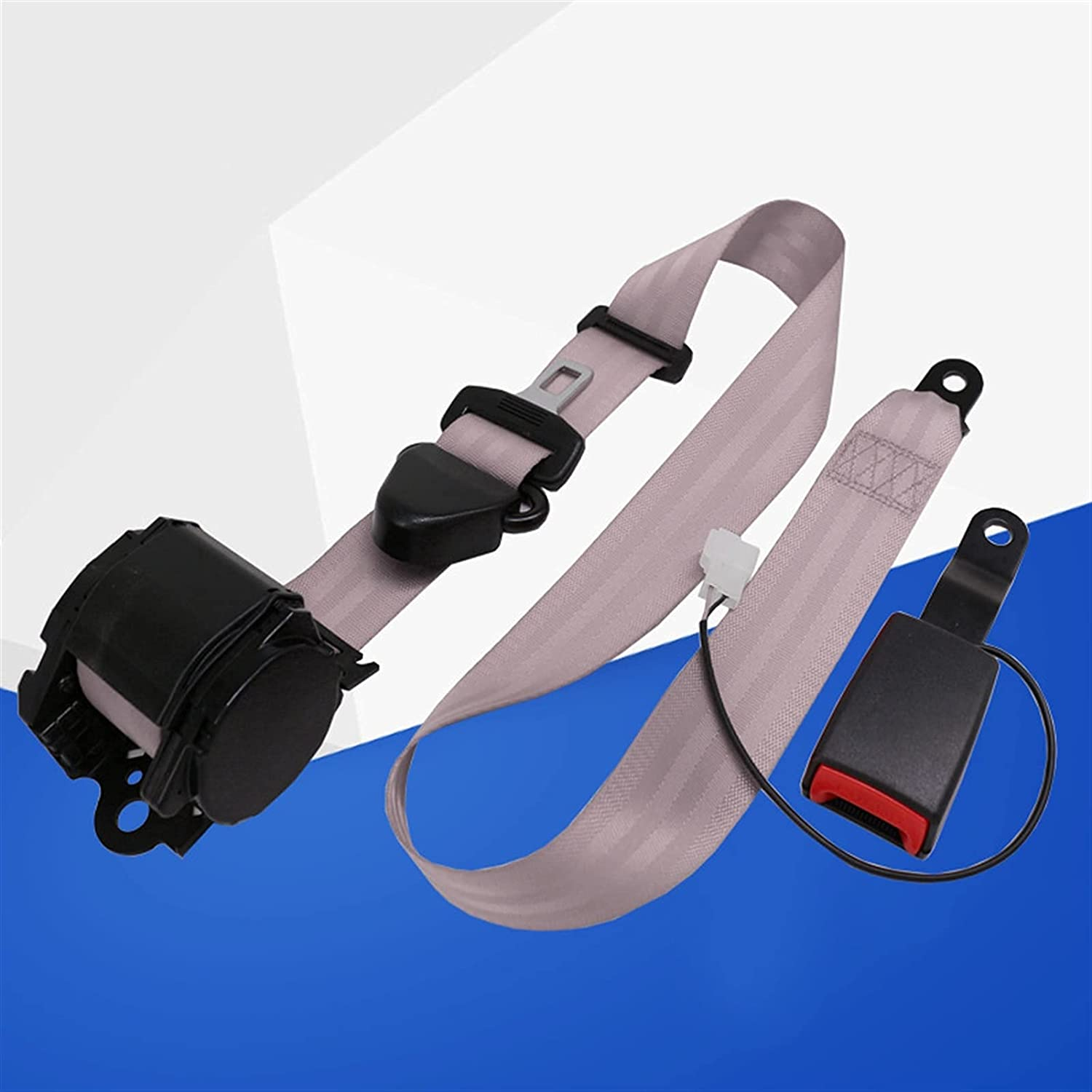 PARTAS Adjusters Lap Safety Belt Curved Discount is also OFFer underway Rigid Buc Seatbelts with