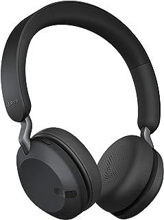 Jabra Elite 45h Wireless On-Ear Headphones - Compact, Foldable Earphones with 50-Hours Battery Life - 2-Microphone Call Te...
