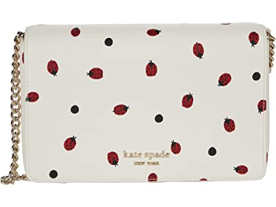Kate Spade New York Lady Bug Chain Wallet