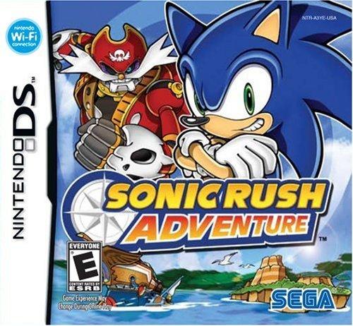 Sonic Rush Adventure (Renewed)