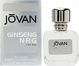 Jovan Ginseng NRG by Coty for Men 1.0 oz Cologne Spray