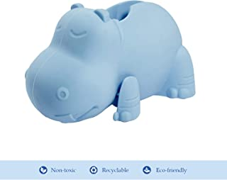 Faucet Cover Baby (Blue Hippo) Child Safety Protection Cover by Aurelie Live Well