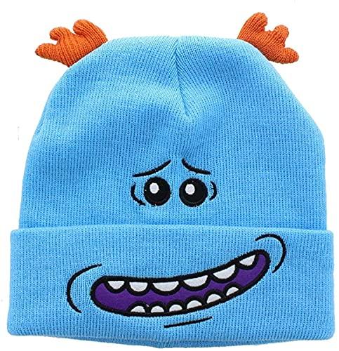 Bioworld Rick and Morty Meeseeks Costume Beanie Cap Hat