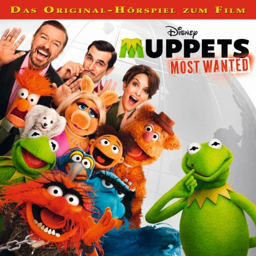 Muppets - Most Wanted Titelbild
