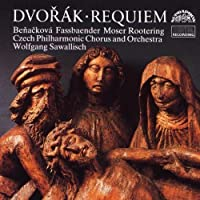 Dvorテ。k: Requiem / Sawallish, Benackova, Fassbaender by Ceska Filharmonie/ Sawallisch W (1998-09-01)