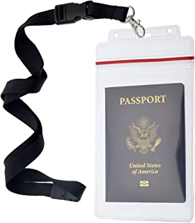 Best passport holders with lanyards Reviews