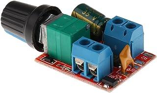 Sharplace Mini Spannungsregler Einstellbare Steuerpult LED Dimmer Drehzahlregler Spannungskonstantlicht