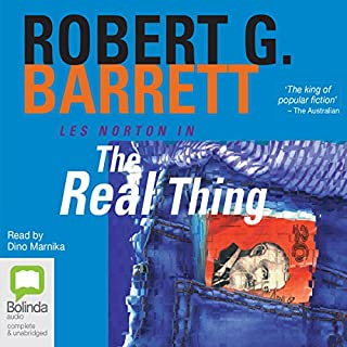 The Real Thing cover art