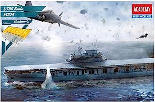 Academy USS Enterprise CV-6 Aircraft Carrier Battle of Midway Modeler`s Edition Plastic Model Kits 1/700 Scale