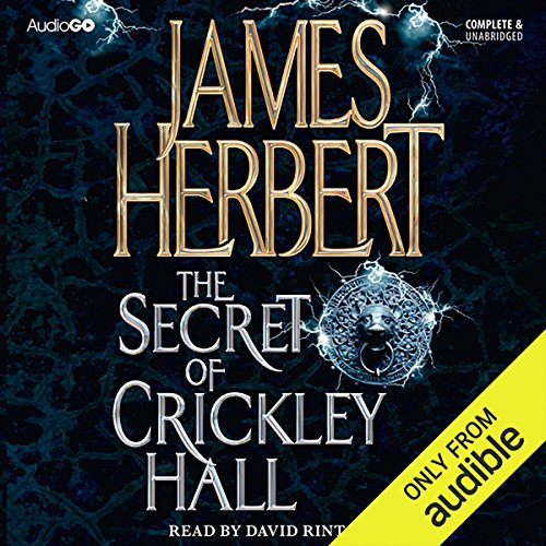 The Secret of Crickley Hall audiobook cover art