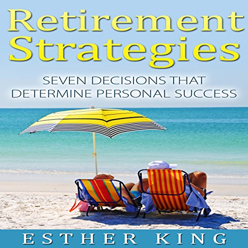 Retirement Strategies audiobook cover art