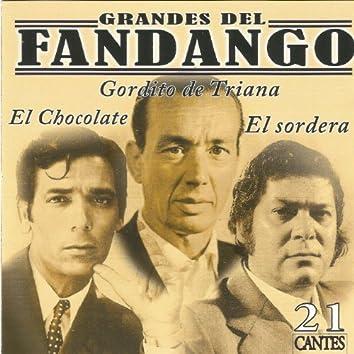 Grandes del Fandango