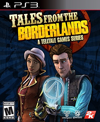 Tales from the Borderlands - PlayStation 3 by 2K Games
