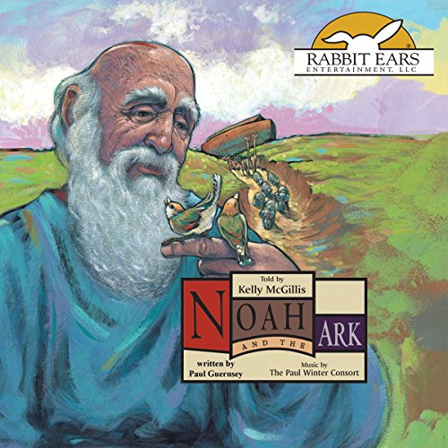 Noah and the Ark audiobook cover art